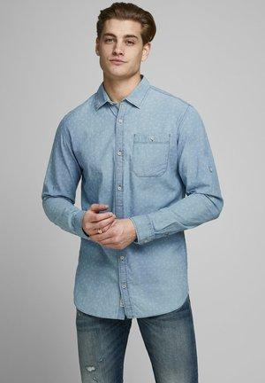Shirt - soul blue