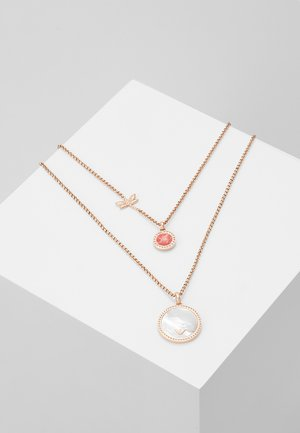 Necklace - roségold-coloured