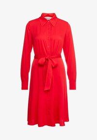 Diane von Furstenberg - EXCLUSIVE DORY DRESS - Paitamekko - red - 4