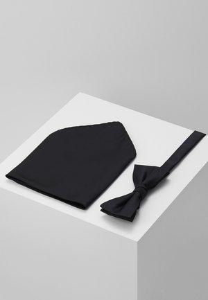BUSTER SET - Fazzoletti da taschino - black