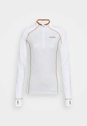 DOYLE - Langærmede T-shirts - natural white