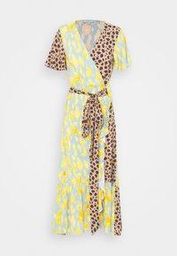 Never Fully Dressed - SPLICE ANIMAL CORDELIA WRAP DRESS - Day dress - multicoloured - 3