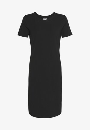 NMSIMMA DRESS - Jersey dress - black
