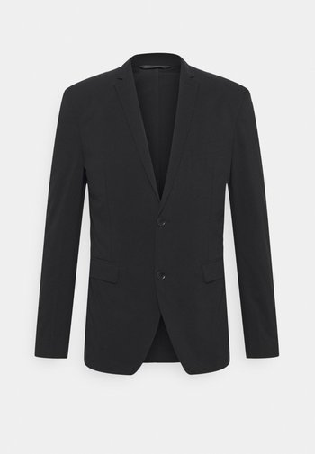 LIGHT - Blazer jacket - black
