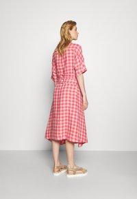 Henrik Vibskov - PIPETTE DRESS - Maxi dress - berry - 2