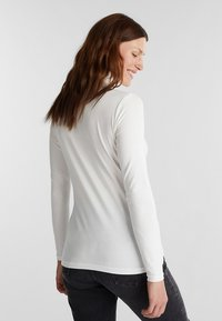 Esprit - CORE - Long sleeved top - off white - 5