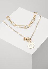 LIARS & LOVERS - COIN MULTIROW SET - Naszyjnik - gold-coloured - 0