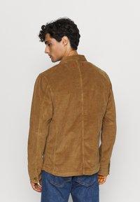 Cinque - STATION - Summer jacket - brown - 2