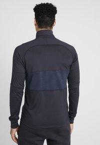 Nike Performance - PARIS ST GERMAIN DRY  - Klubbkläder - oil grey/obsidian/university red - 2