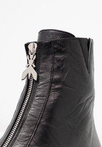 Patrizia Pepe - Classic ankle boots - nero - 2