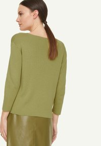 comma - LANGARM - Jumper - spring green - 2