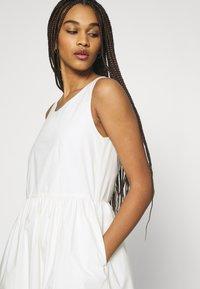 Wood Wood - TENNA DRESS - Vestito estivo - off-white - 3
