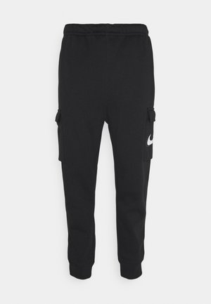 COURT PANT - Cargohose - black