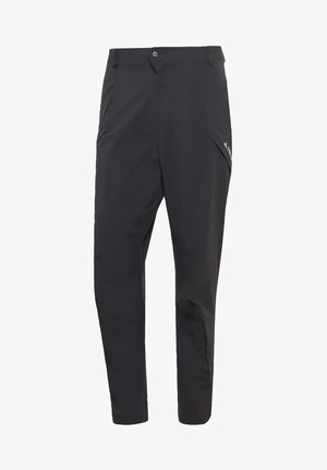 TERREX HIKE TROUSERS - Bukser - black