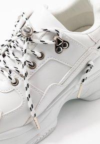 RAID - IBIZA - Sneakersy niskie - white - 2