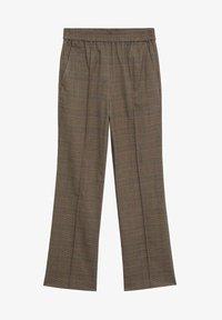 Mango - JAMES - Trousers - braun - 5