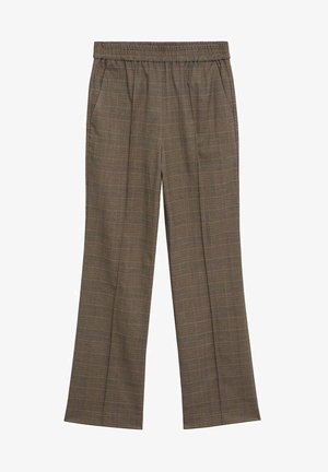 JAMES - Trousers - braun