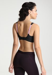 triaction by Triumph - TRIACTION CONTROL - High support sports bra - black - 2