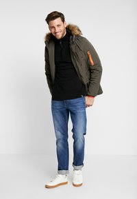 INDICODE JEANS - ANACONA - Pullover - black - 1