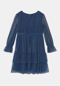 Anaya with love - BISHOP SLEEVE RUFFLE DETAIL - Cocktail dress / Party dress - indigo blue - 1