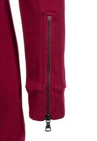 Urban Classics - Zip-up hoodie - red - 3