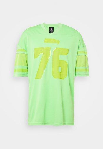 NFL SEATTLE SEAHAWKS FRANCHISE SUPPORTERS - T-shirt imprimé - lime