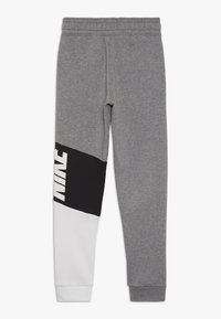 Nike Sportswear - CORE AMPLIFY PANT - Pantalones deportivos - carbon heather/black/white - 1