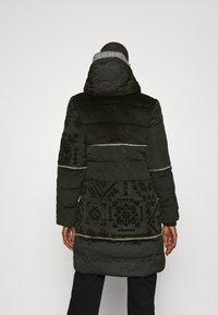 Desigual - PADDED NOA - Veste d'hiver - black - 2