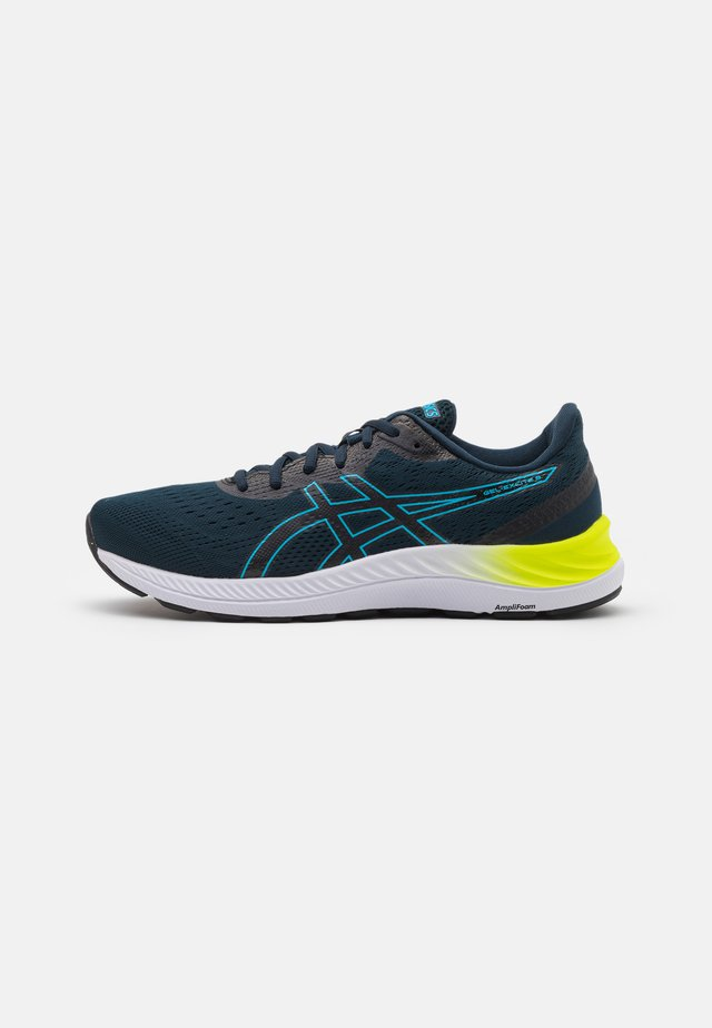 GEL EXCITE 8 - Neutral running shoes - french blue/digital aqua