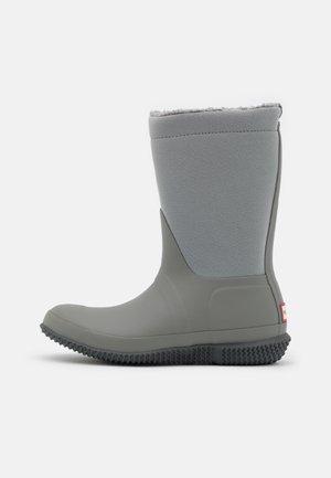 ROLL TOP VEGAN  - Winter boots - tundra grey/docker grey