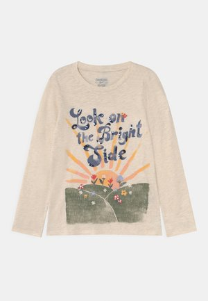 MIDTIER GRAPHIC TEE - Camiseta de manga larga - heather