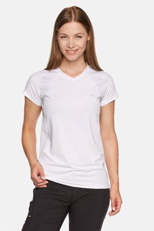 ELLA - Print T-shirt - white