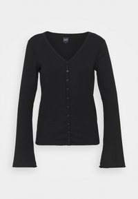 GAP - CARDI - Cardigan - true black - 4