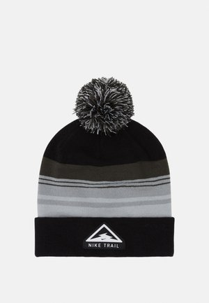 BEANIE CUFFED TRAIL - Pipo - black