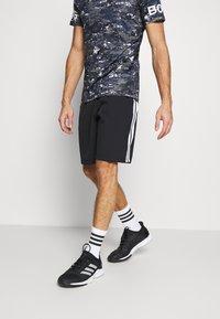 Björn Borg - Sports shorts - black beauty - 0