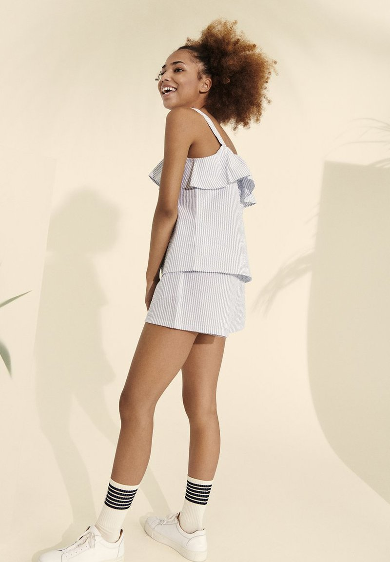 LMTD - Shorts - light blue