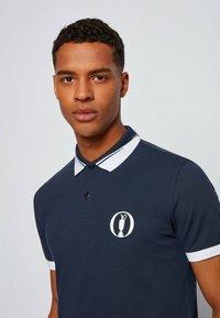 BOSS - PADDY BO - Polo shirt - dark blue - 3