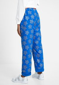 Desigual - EMILIE - Tracksuit bottoms - blue - 2