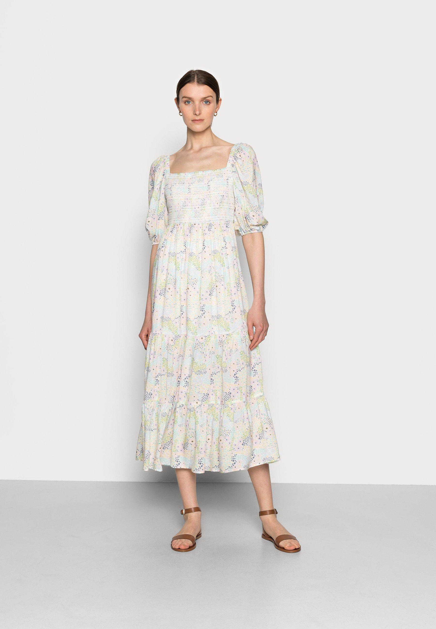 Women LUNA DRESS - Day dress