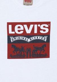 Levi's® - T-shirts print - white - 3