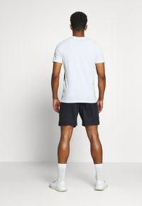 Tommy Hilfiger - PIPING SHORT - Sports shorts - blue - 2