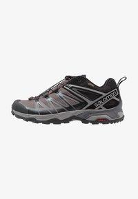 X ULTRA 3 GTX - Hiking shoes - black/magnet/quiet shade