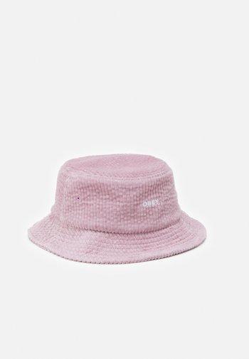 BOLD BUCKET HAT UNISEX - Hattu - dusty rose