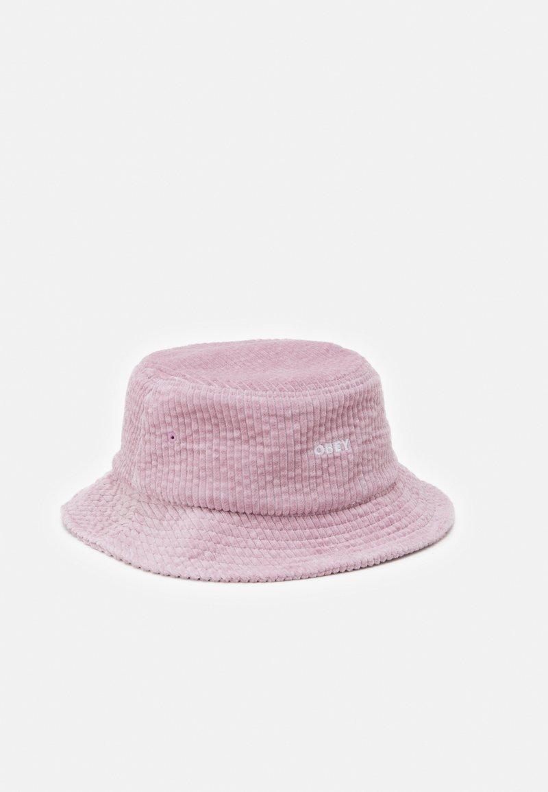 Obey Clothing - BOLD BUCKET HAT UNISEX - Hatt - dusty rose