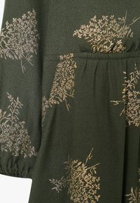 Rosemunde - DRESS LS - Day dress - green/gold - 3