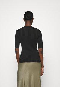 ARKET - Long sleeved top - black - 2