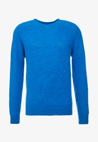YMC You Must Create - SUEDEHEAD CREW - Maglione - blue - 4