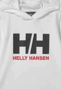 Helly Hansen - LOGO HOODIE UNISEX - Hoodie - white - 2