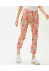 BRAX - STYLE MARY S - Slim fit jeans - beige - 0