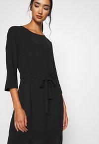 Vila - VIRASHA DRESS - Day dress - black - 6